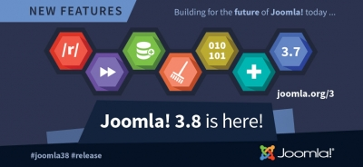 Actualización Joomla 3.8