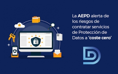 Protección de datos y el