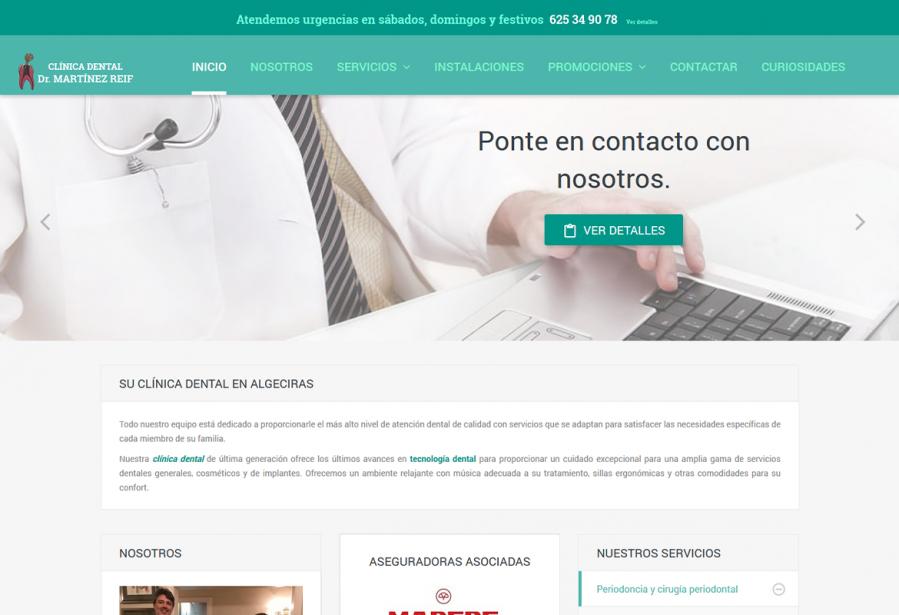 Clínica Dental Martínez Reif