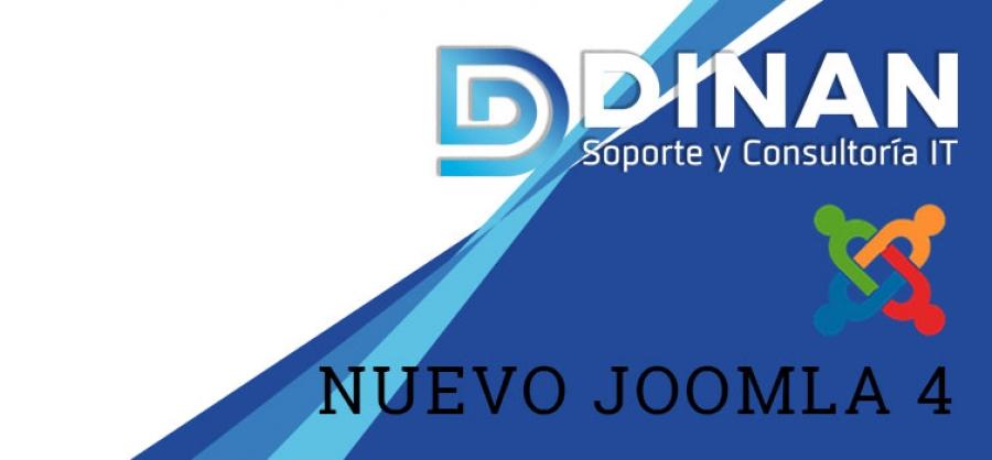 Nuevo Joomla 4