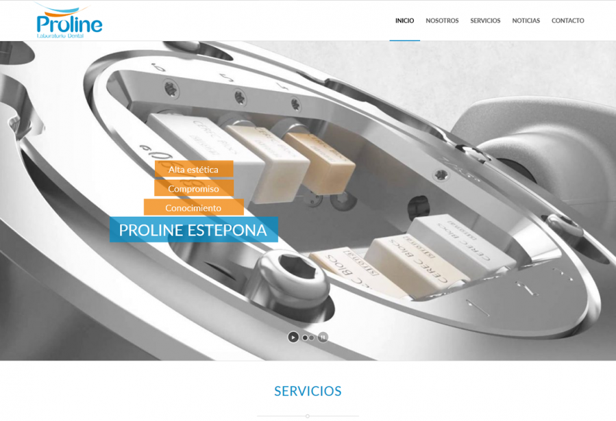 Proline - Laboratorio Dental